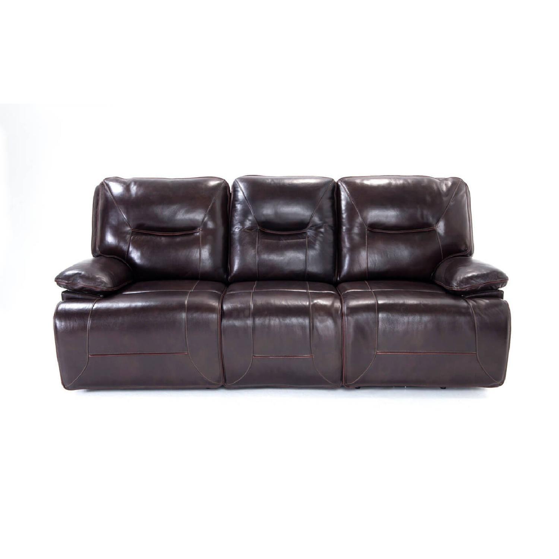 Bobu0027s Power Reclining Leather Sofa ...
