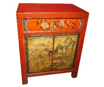 ANC Home Decor Mongolian Chest
