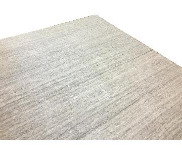 Design Within Reach Light Grey Sial Area Rug
