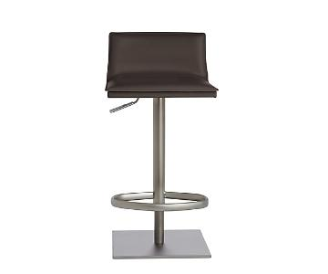 Design Within Reach Bottega Leather Stool