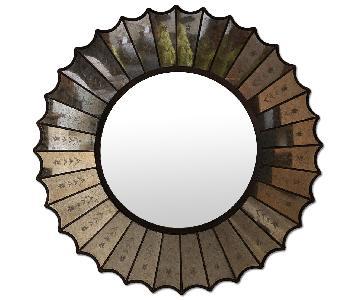 Horchow Round Mirror
