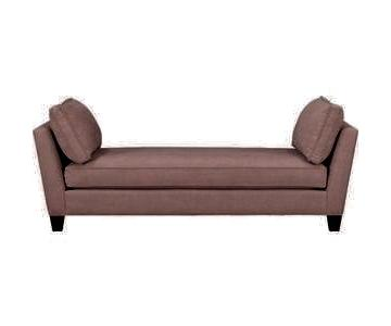 Crate & Barrel Simone Daybed