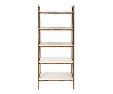 Madison Park Parker Ladder Bookcase