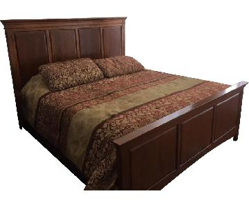 Thomasville King Size Bed Frame