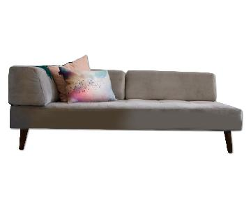 West Elm Retro Tillary Sofa