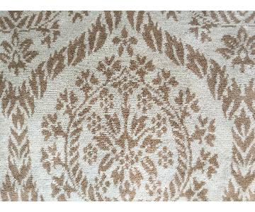 Restoration Hardware Silver Sage Wool Area Rug