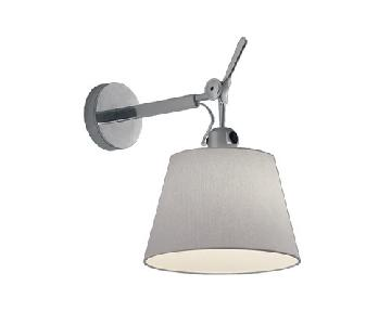 Artemide Tolomeo Wall Mount Lamp