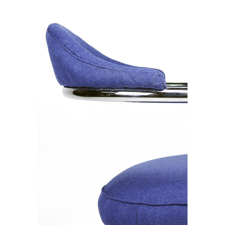 Anton Lorenz for Thonet Chrome Chair - image-6