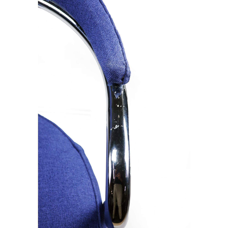 Anton Lorenz for Thonet Chrome Chair - image-9