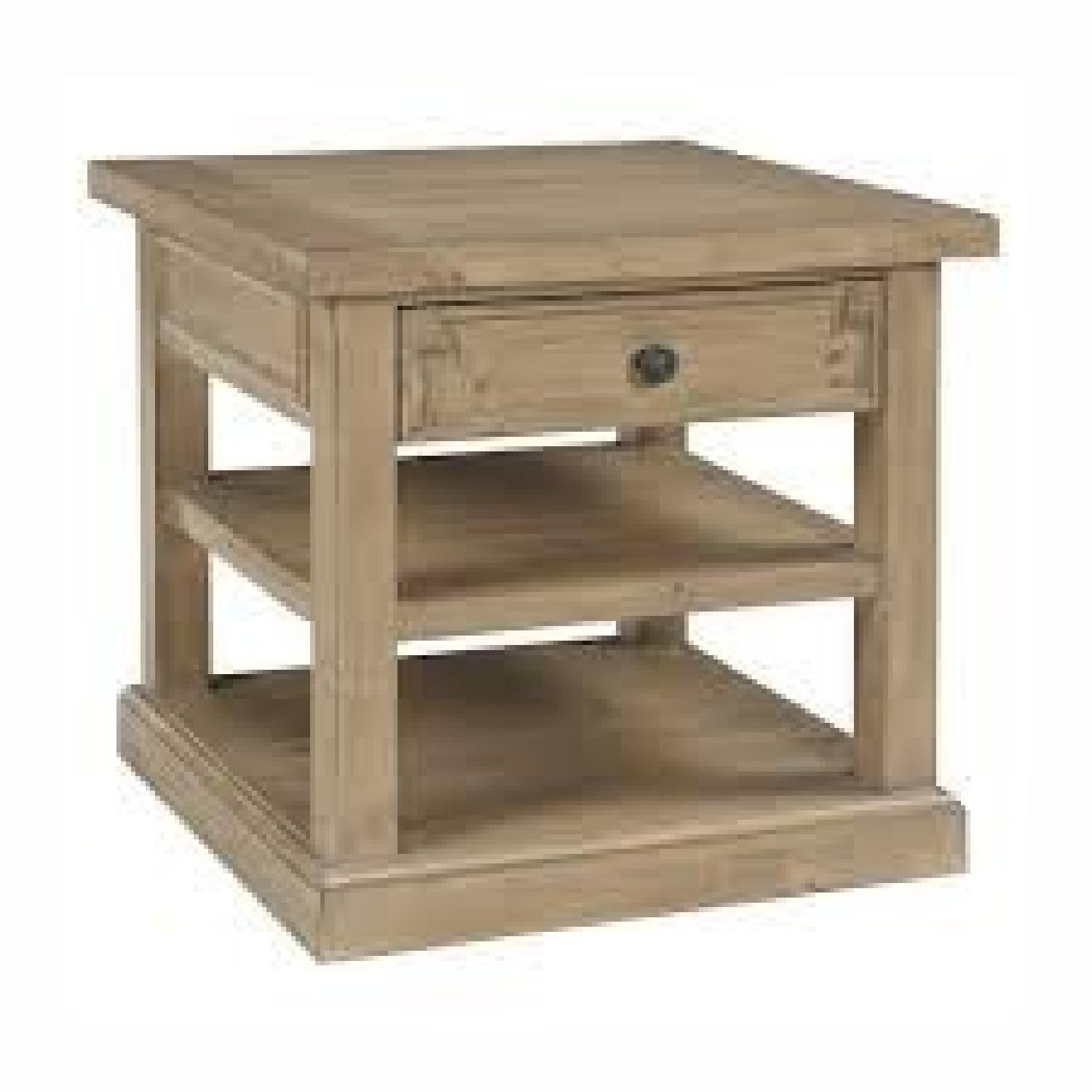 Florence Style End Table