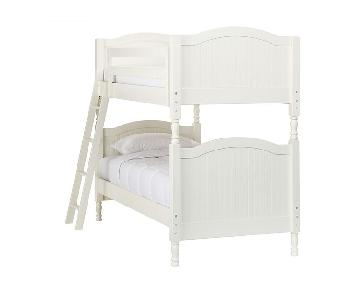 Pottery Barn Kids' Twin over Twin Bunk Bed