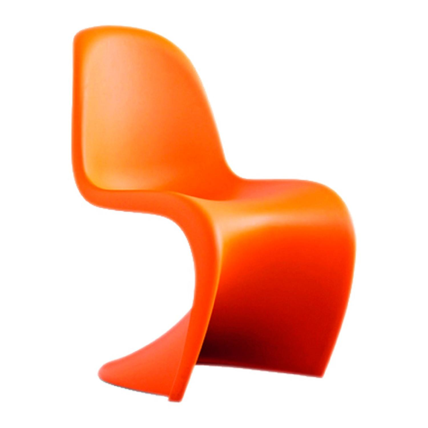 Panton Chair design within reach verner panton chair in glossy aptdeco