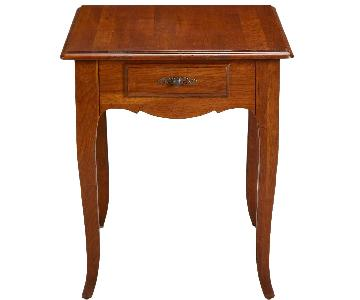 Ethan Allen Claude End Table