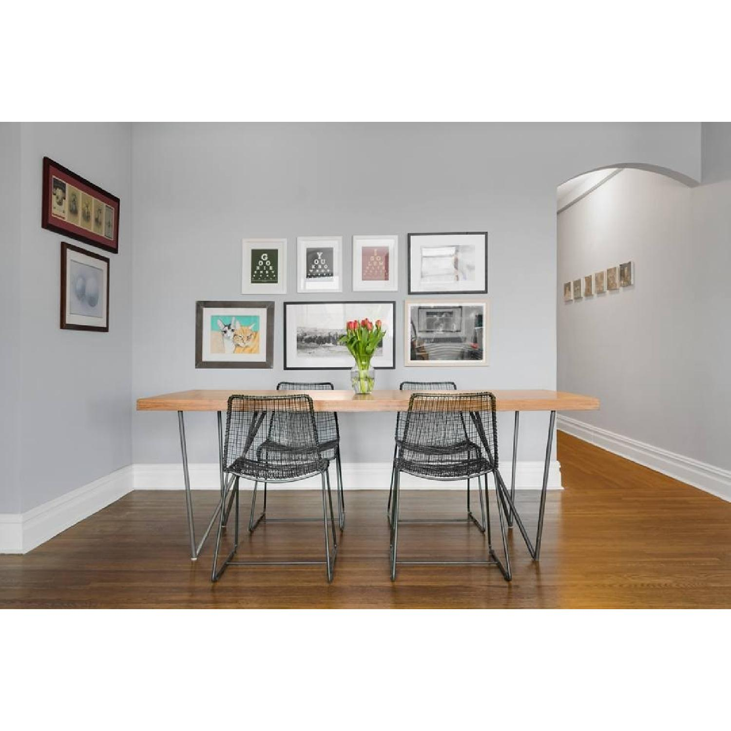CB2 Reed Dining Chairs-2