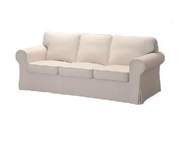 IKEA Ektorp Sofa in Lofallet Beige