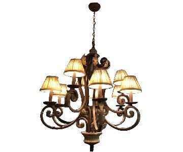 H. Wilson Company Vintage Style Hanging Light