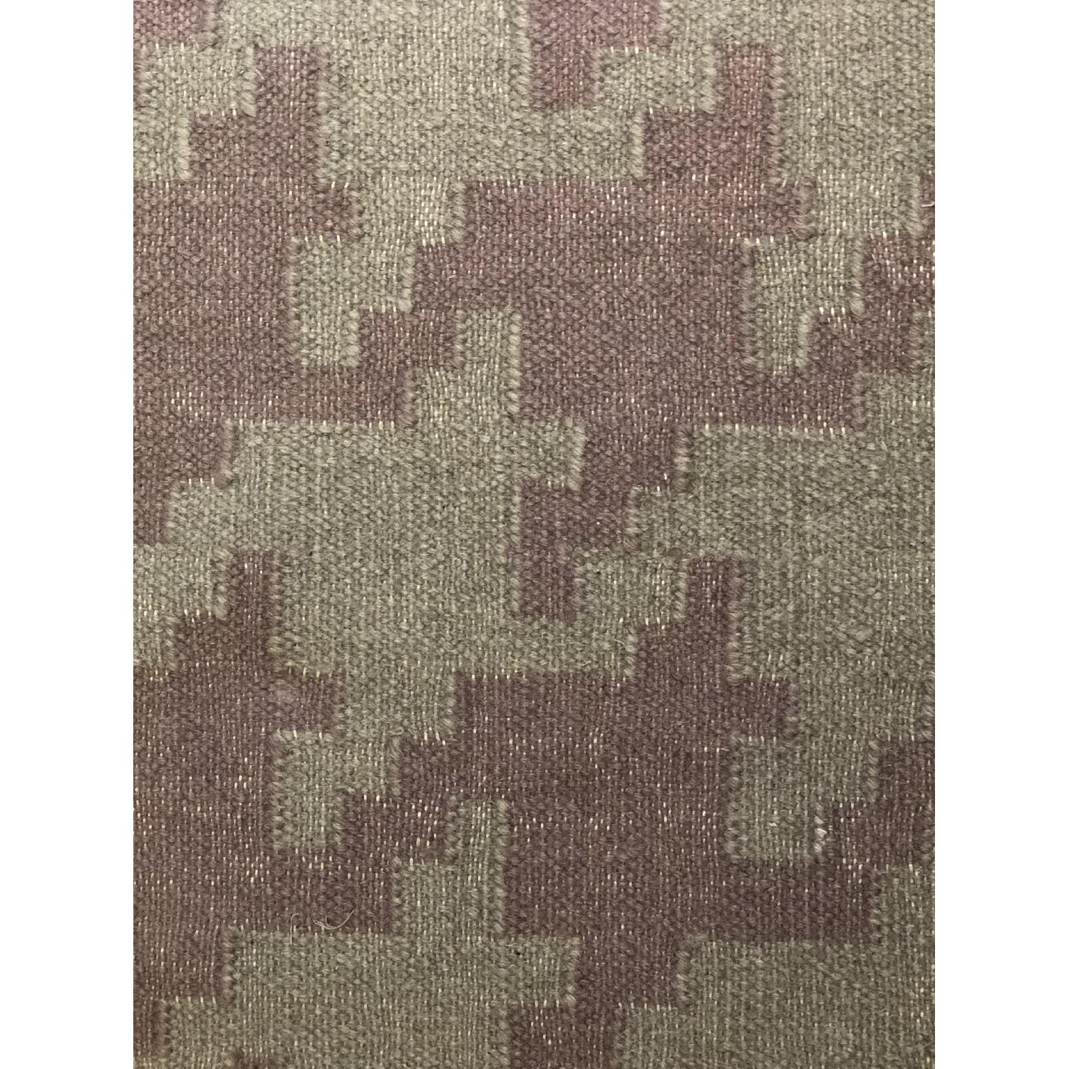 Hand Woven Houndstooth Lyons Rug - image-3