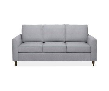 Room & Board Trenton Day & Night Queen Size Sleeper Sofa