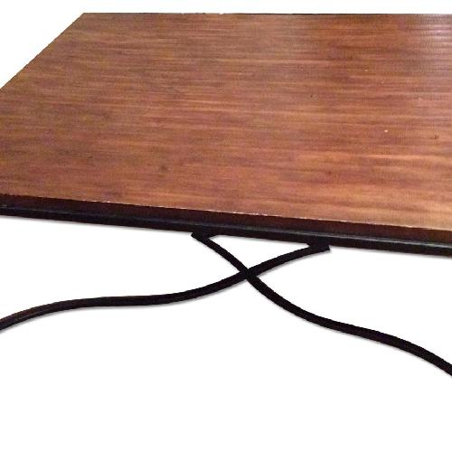 Used Stickley Audi Wood Coffee Table for sale on AptDeco