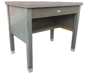 ArtSteel Atomic Era Desk w/ Drawer