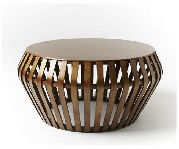 West Elm Bentwood Coffee Table