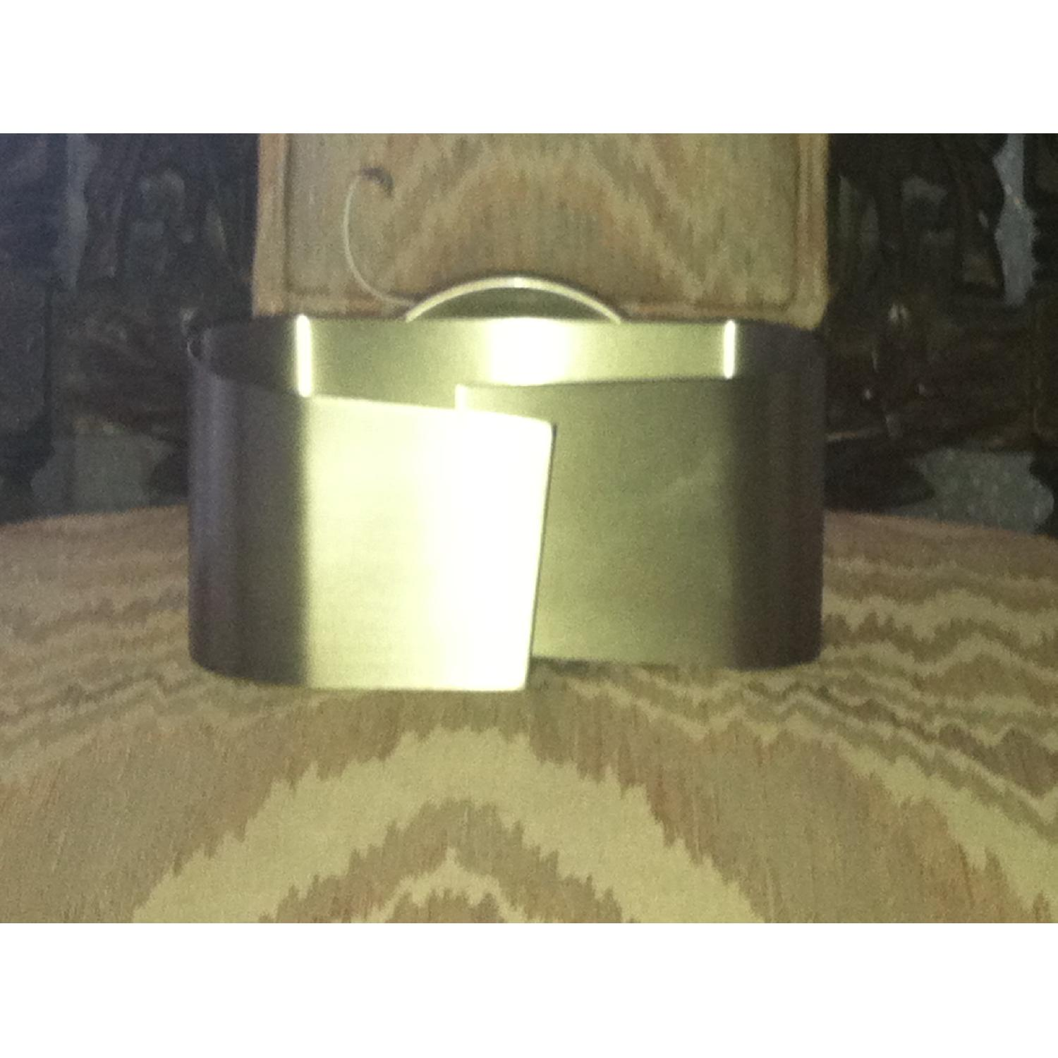 Wrapped Steel Sconce - image-1