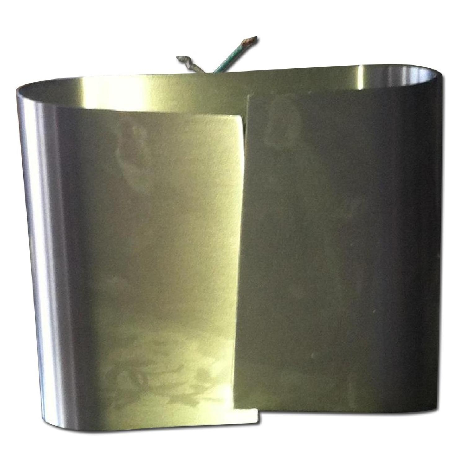 Wrapped Steel Sconce - image-0
