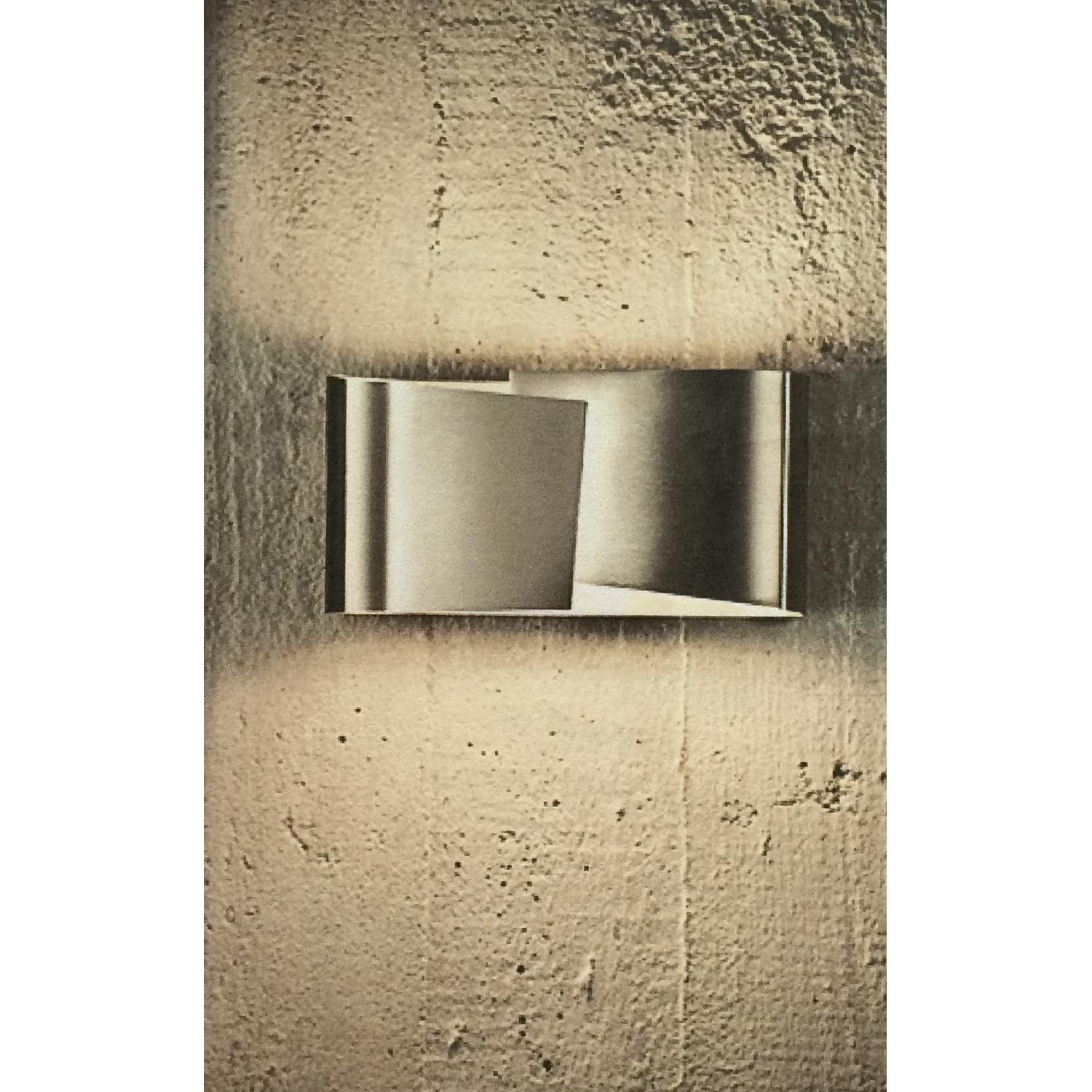 Wrapped Steel Sconce - image-6