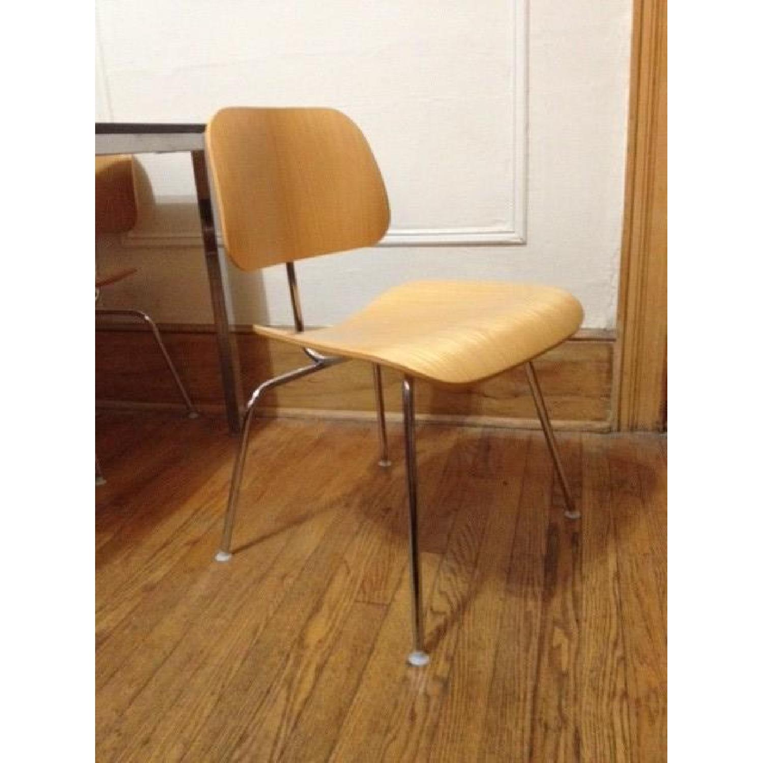 Charles and Ray Eames Dining Chairs - Pair - image-7