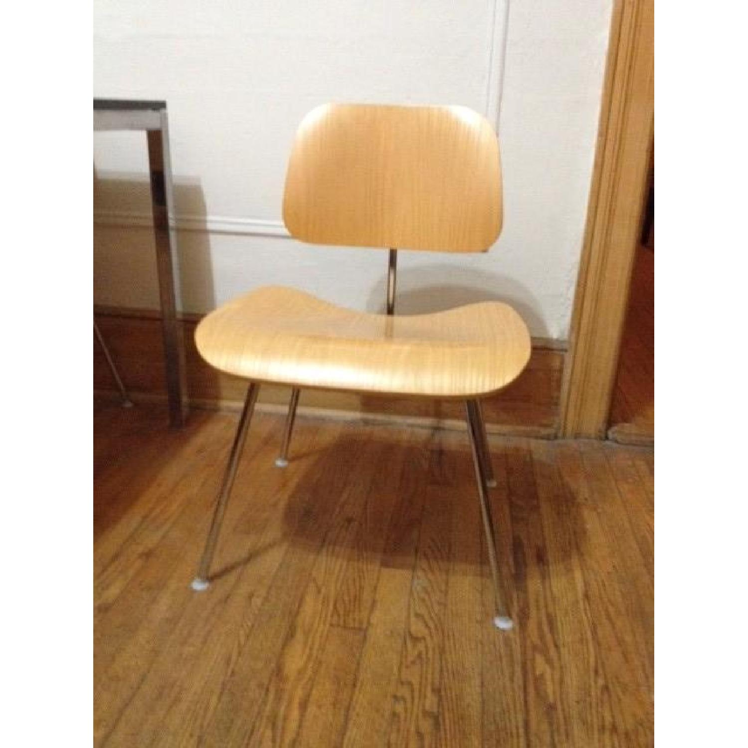 Charles and Ray Eames Dining Chairs - Pair - image-9