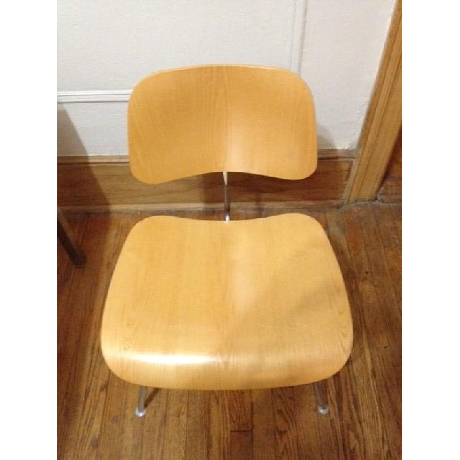 Charles and Ray Eames Dining Chairs - Pair - image-11