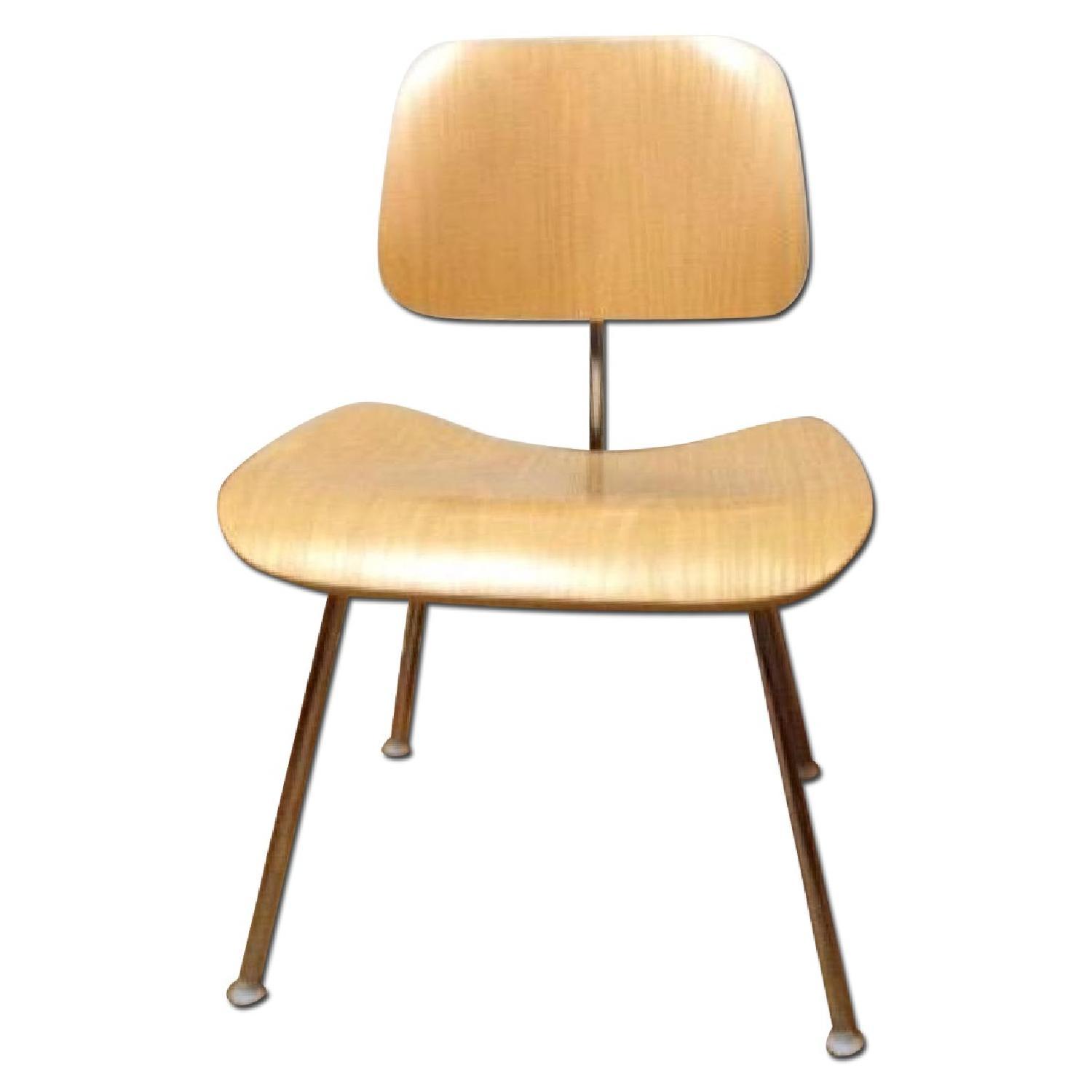 Charles and Ray Eames Dining Chairs - Pair - image-0