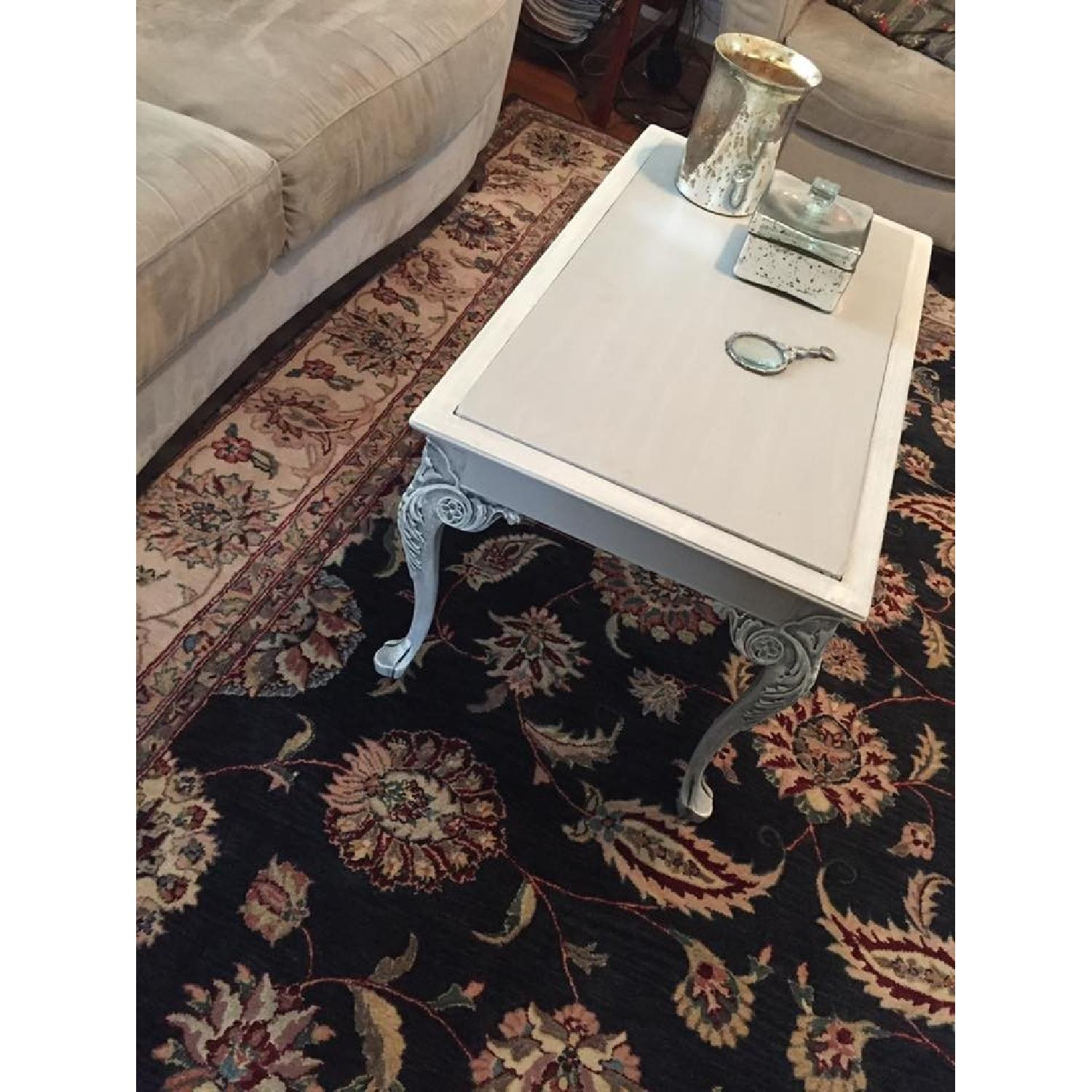 French Shabby Chic Coffee Table - image-2
