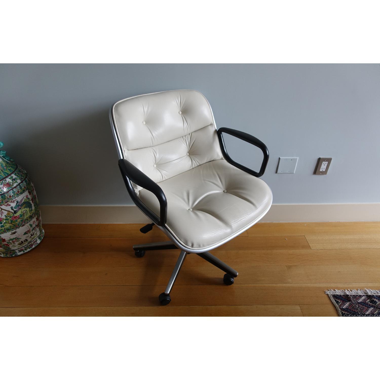 Knoll Pollock Executive Armchair - image-1