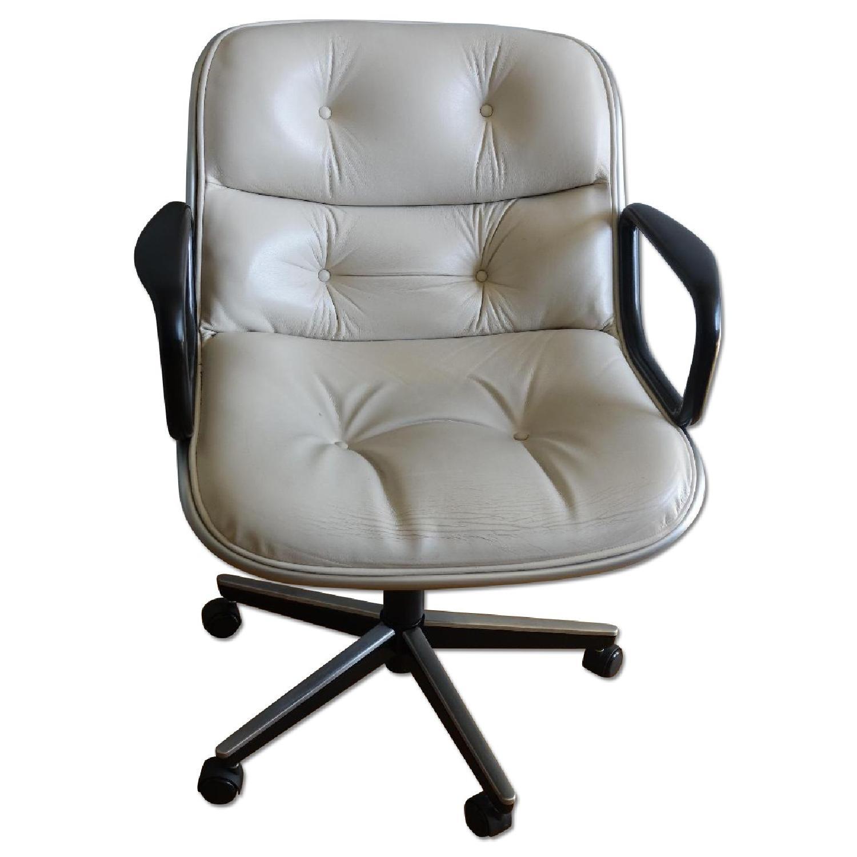 Knoll Pollock Executive Armchair - image-0