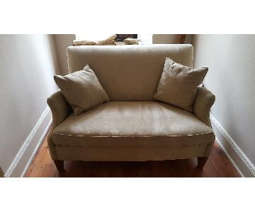 Ballard Designs Chair and a Half