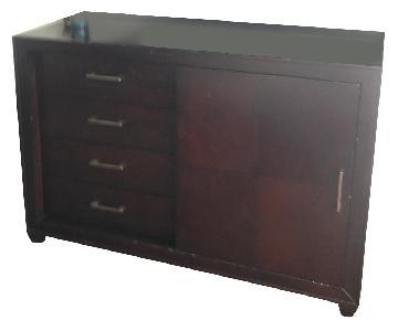 Bob's Dresser/Media Storage Unit