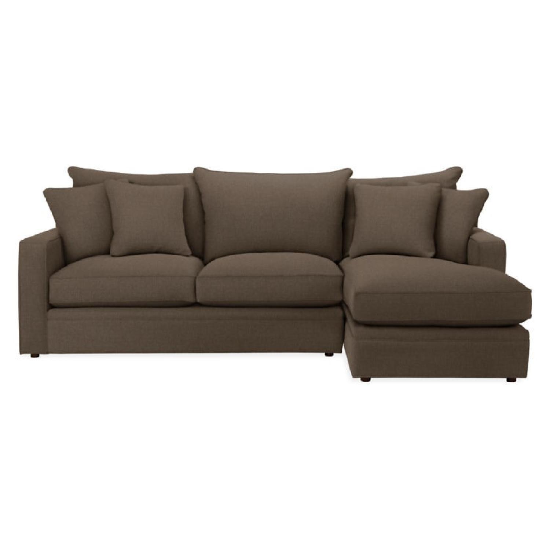 Room & Board Orson Sofa w/ Chaise
