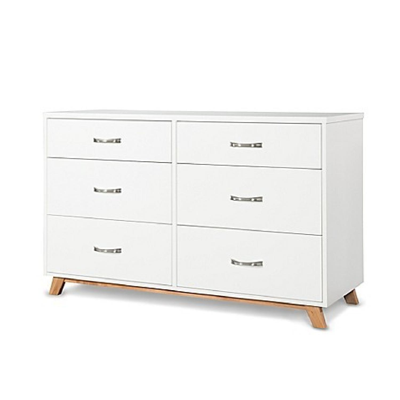 Buy Buy Baby White 6 Drawer Dresser ...