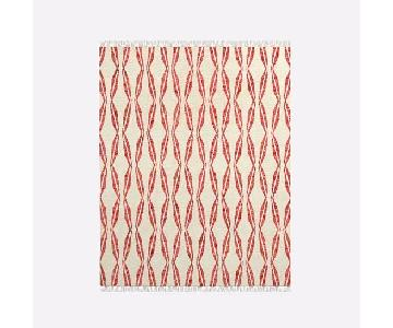 West Elm Sari Angular Ogee Rug