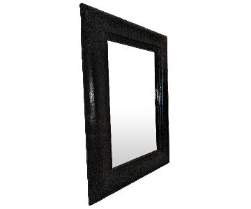 ABC Carpet and Home Black Wall Mirror