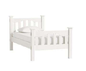 Pottery Barn Kendall Twin Bed