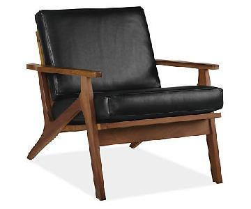 Room & Board Sanna Leather Chair