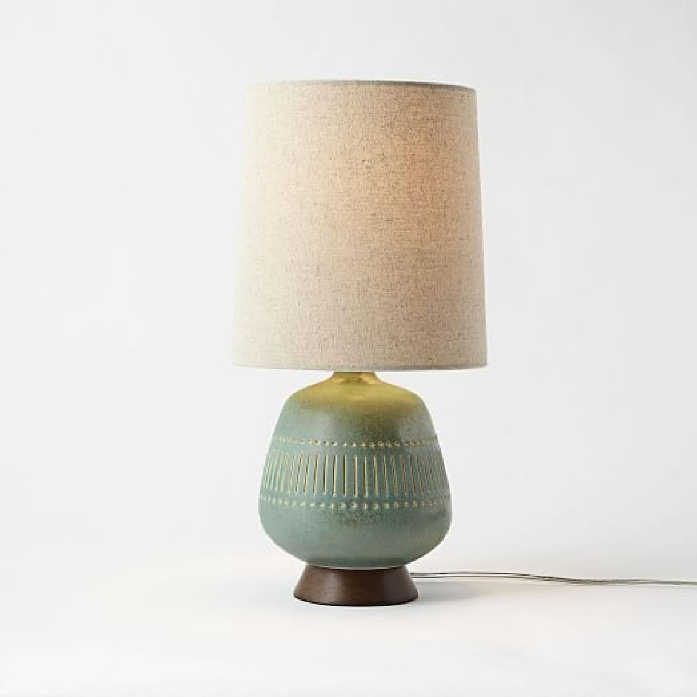 West Elm Mid Century Jar Table Lamp ...