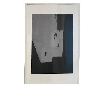 Framed Oman Fort Fine Art Photography
