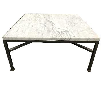 Bloomingdale's Marble Coffee Table