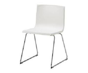 Ikea Bernhard Dining Chairs