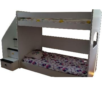 Berg Furniture Bunkbed w/ Trundle