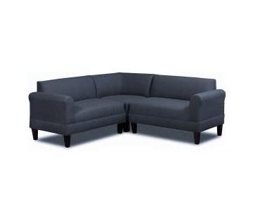 Carolina Accents Makenzie 3-Piece Sectional Sofa