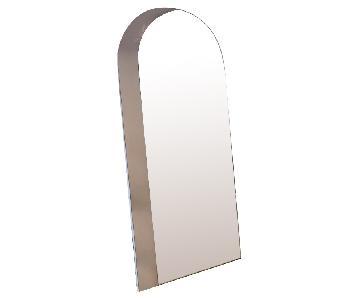 Danish Mid-Century Design Minimal Arch Mirror